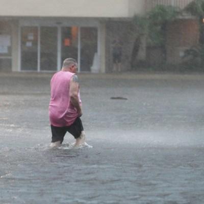 Huracán Sally amenaza a Estados Unidos con inundaciones mortales