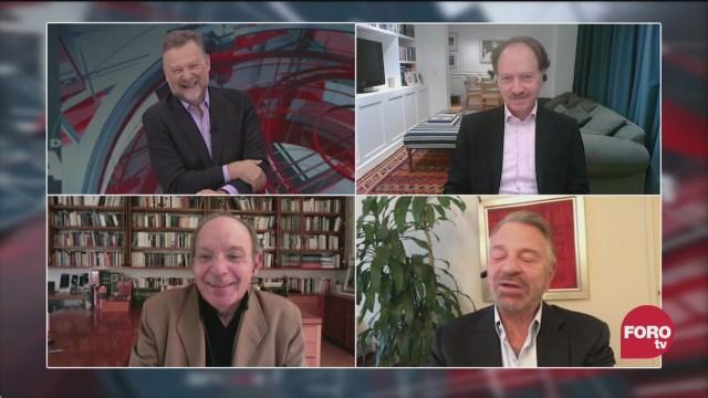 Leo Zuckermann, Héctor Aguilar Camín, Jorge Castañeda y Javier Tello hablan sobre la muerte de la ministra Ruth Bader Ginsburg y las elecciones en EEUU