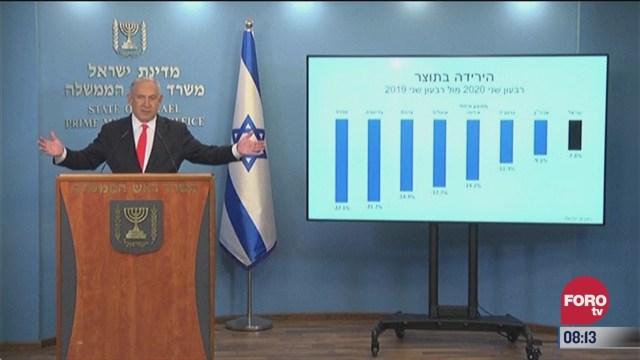 israel impone nuevo confinamiento por covid