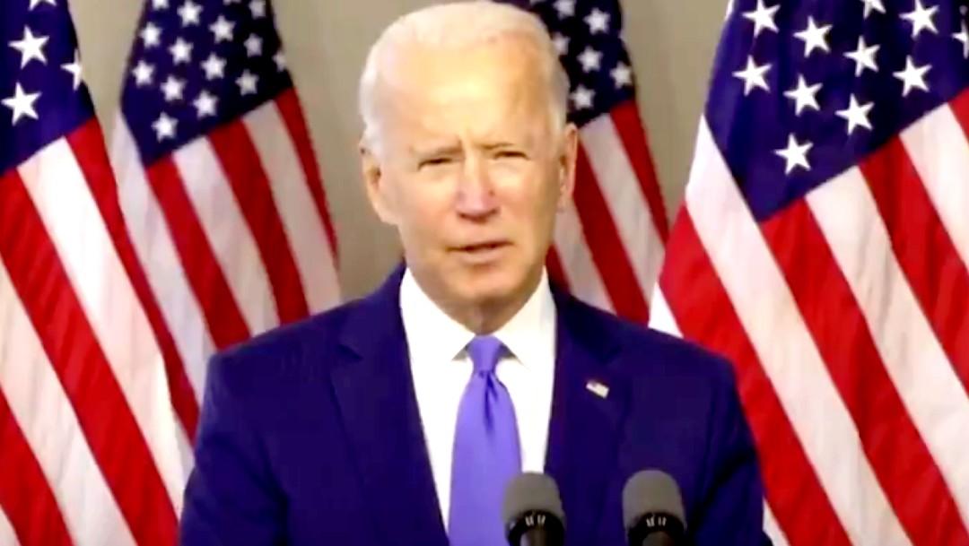 Latinos prefieren a Biden frente a Trump, según sondeo