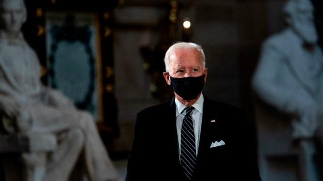 Joe Biden, candidato presidencial demócrata