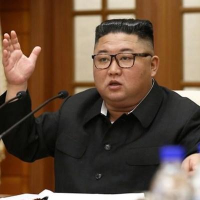 Kim Jong-un preside reunión para 'intensificar' esfuerzos contra el COVID-19