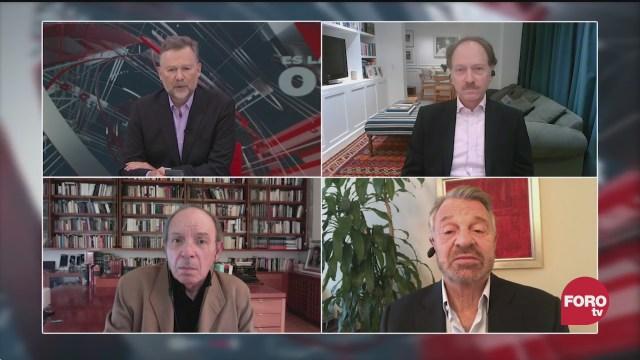 Leo Zuckermann, Héctor Aguilar Camín, Jorge Castañeda y Javier Tello analizan el aumento de la pobreza en México tras la pandemia de covid 19