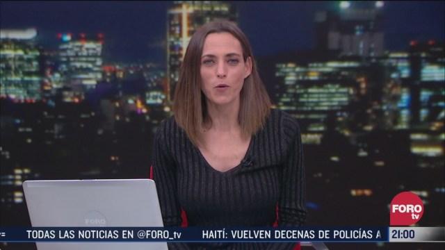 las noticias con ana francisca vega programa del 16 de septiembre de