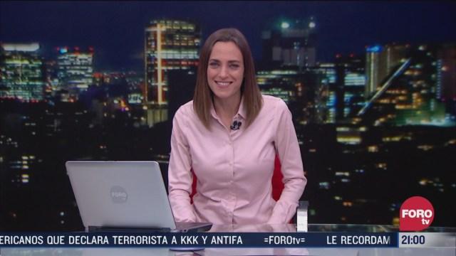 las noticias con ana francisca vega programa del 25 de septiembre de