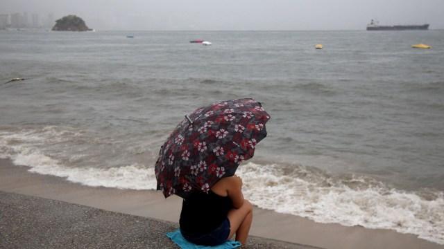 Se pronostican intensas lluvias en Acapulco