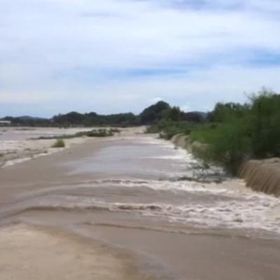 La persona fallecida es un habitante de la comunidad de San Juan Comaltepec
