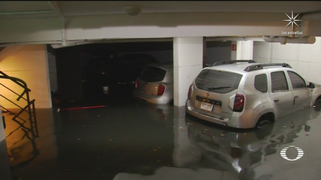 lluvias en cdmx afectan mas de 1400 viviendas