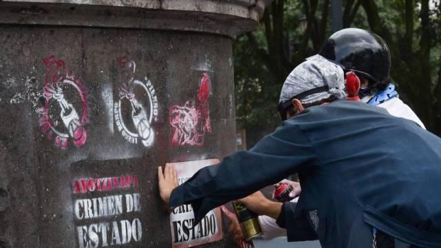 Se cumplen seis años de la desaparición de los 43 normalistas de Ayotzinapa