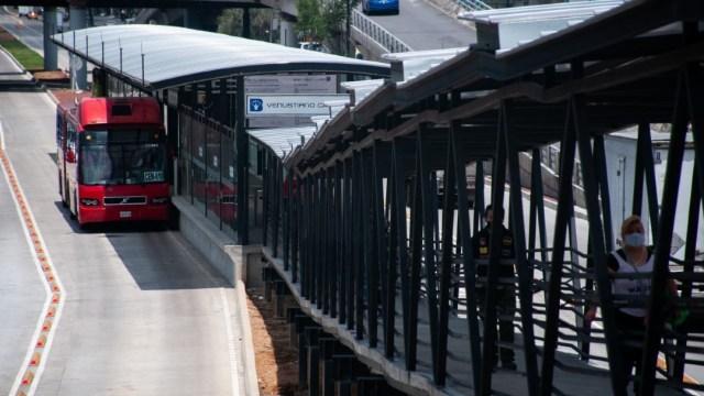 Metrobús de la Ciudad de México