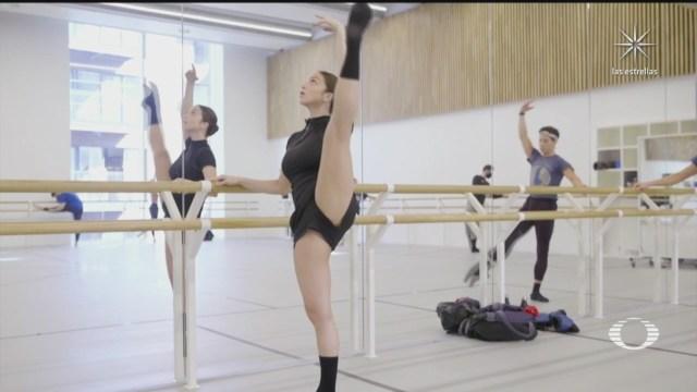mexicana gana por primera vez el concurso interno del english national ballet