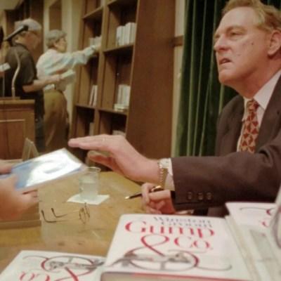 Muere Winston Groom, autor de la novela 'Forrest Gump'