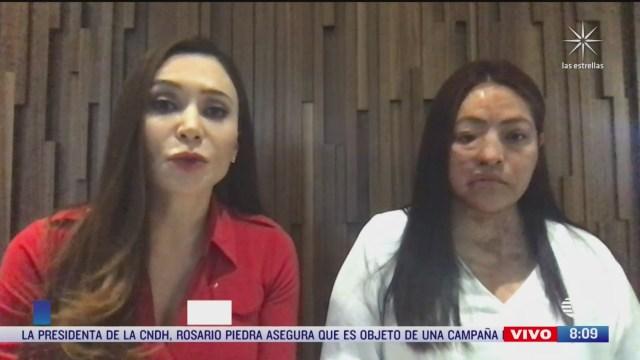 mujeres exigen justicia por el caso de saxofonista maria elena rios