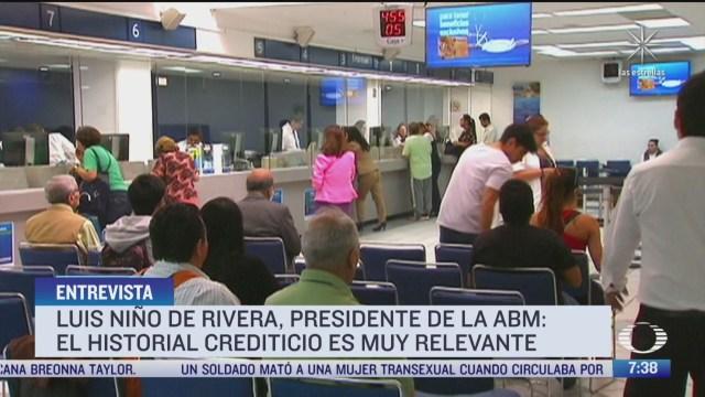 nuevo plan de reestructura de creditos sera a la medida de cada cliente