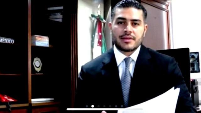 García Harfuch comparece ante el Congreso de CDMX;