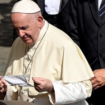 Papa Francisco pide que la vacuna contra la COVID-19 sea universal