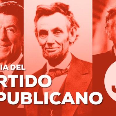 Origen del Partido Republicano y su evolución