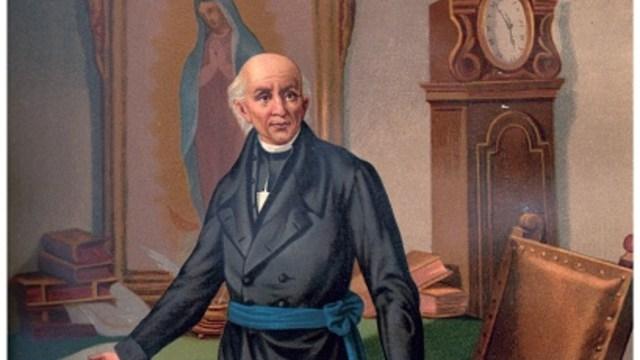 Pintura de Miguel Hidalgo