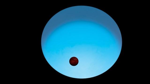Cheops, el observador de exoplanetas, describe uno de los planetas más extremos y exóticos