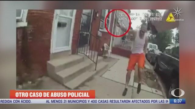 policia mata a un hombre en pensilvania