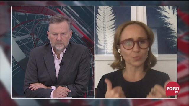 Leo Zuckermann y Valeria Moy analizan los efectos económicos ocasionados por la pandemia