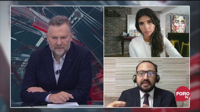 Leo Zuckermann platica con Casiopea Ramírez Melgar y Víctor Ramírez Cabrera analizan la inversión en energías limpias en México