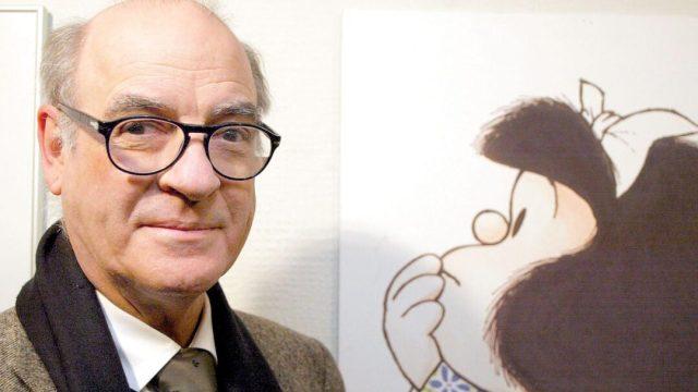 Aquí las mejores frases de Mafalda, el personaje de Quino