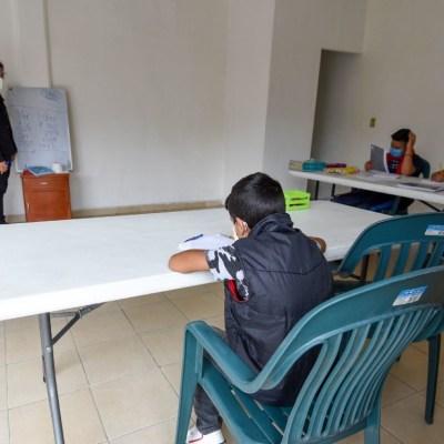 Jalisco presenta protocolo para regreso a clases presenciales