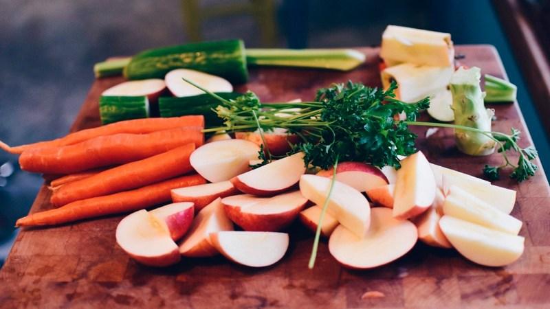 Vegetales benéficos para consumir en una dieta