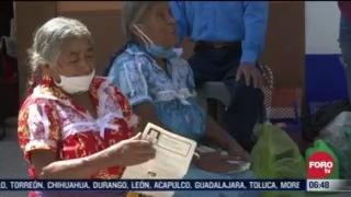 reinician actividades en mercados indigenas en oaxaca