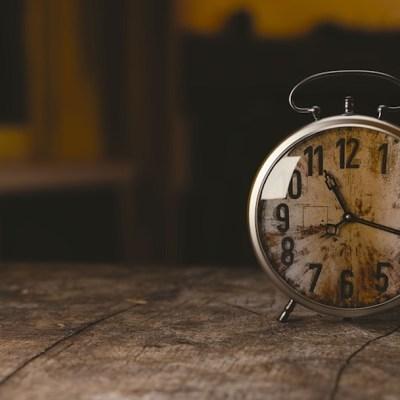 ¿Cuándo termina el horario de verano y empieza el horario de invierno 2020?