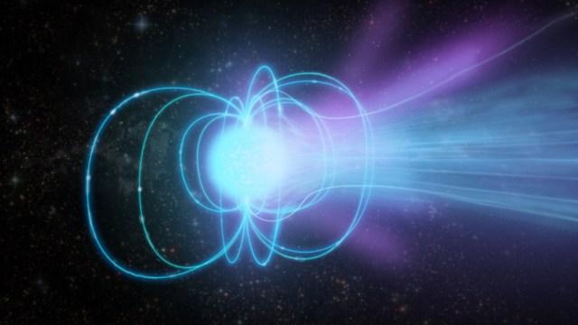 Telescopio logra primera medición de distancia a un magnetar