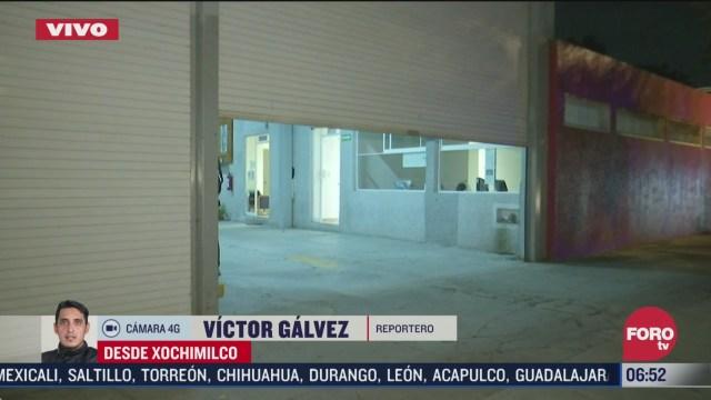 roban tres carros de taller de hojalateria y pintura en xochimilco