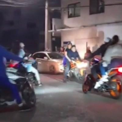 Detienen a decenas de motociclistas que pretendían participar en rodada nocturna en CDMX