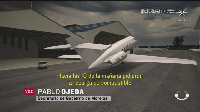se estrella en guatemala jet robado en cuernavaca morelos