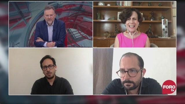 Leo Zuckermann, Denise Dresser, Pablo Majluf y Mario Arriagada analzian la corrupción en la polítijca mexicana