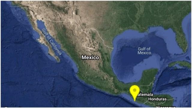 Sismo Chiapas
