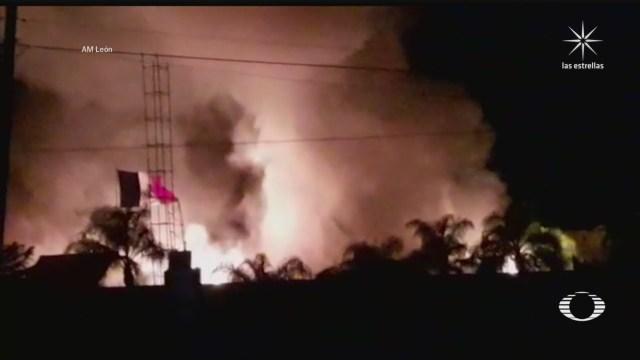 Atacan e incendian restaurante en Celaya, Guanajuato