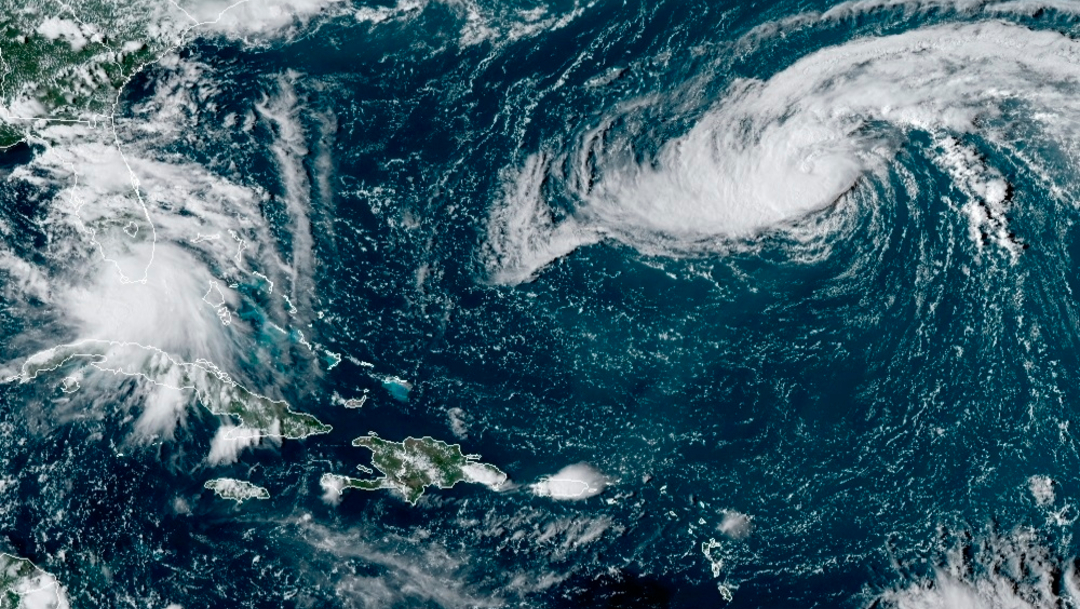 La tormenta tropical Sally no alcanzaría el tamaño ni la intensidad que registró el huracán Laura en agosto