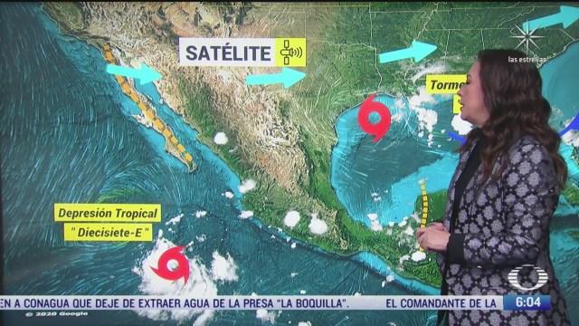 tormenta tropical beta se localiza cerca de costas de texas eeuu