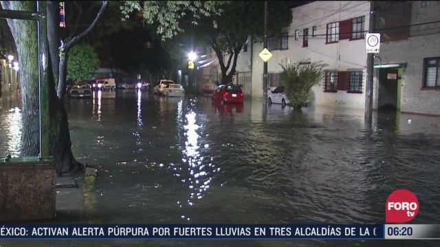 tormentas afectan mas de mil 400 casas en cdmx