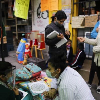 Tortillería en Tlalpan ofrece Wifi y televisión gratuita a estudiantes por regreso a clases