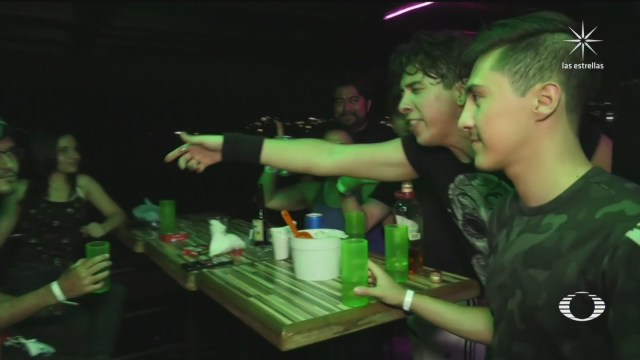 reapertura de antros y bares de Acapulco