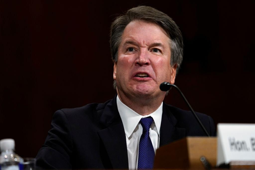 Brett Kavanaugh, Donald Trump, Suprema Corte, abuso sexual