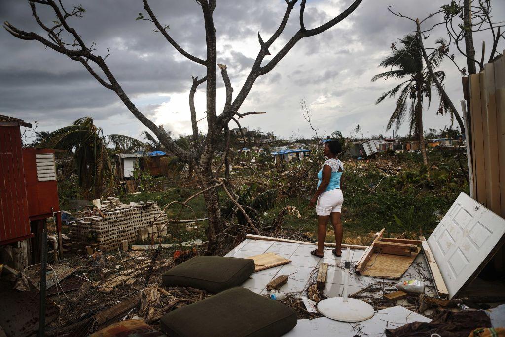 Puerto Rico, huracán María, Donald Trump, crisis humanitaria