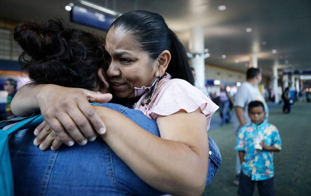 migración, cero tolerancia, Donald Trump, refugiados