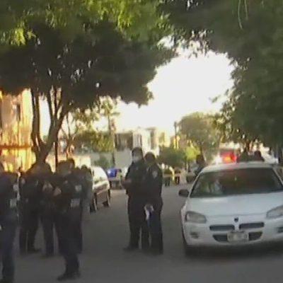 Matan a balazos a presunto asaltante; víctima le habría disparado