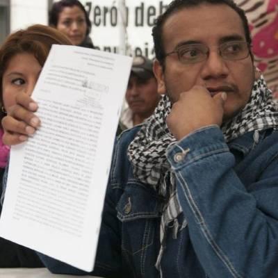 El abogado de los padres y madres de los 43 normalistas de Ayotzinapa, Vidulfo Rosales, destacó que hay consenso con la investigación realizada por el Gobierno de AMLO