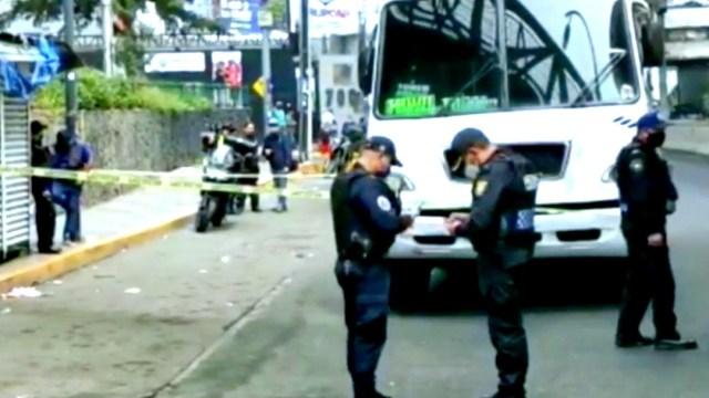 Violencia, cotidiana en rutas del transporte público entre Edomex y CDMX