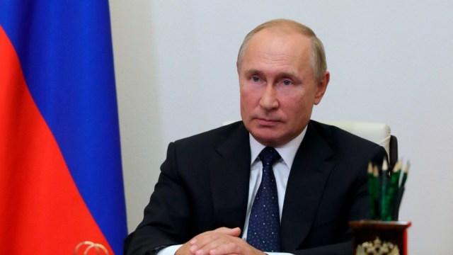 Vladimir Putin, propuesto para el premio Nobel de la Paz de 2021